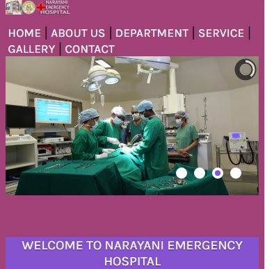 Narayani Emerg. Hospital
